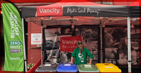 Vancity Member Perk at the PNE