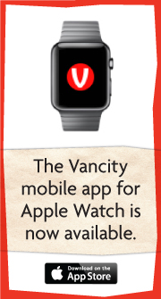 The Vancity mobile app for Apple Watch is now available
