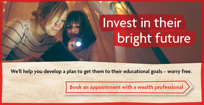 We'll help you develop a plan to get them to their educational goals worry free.
