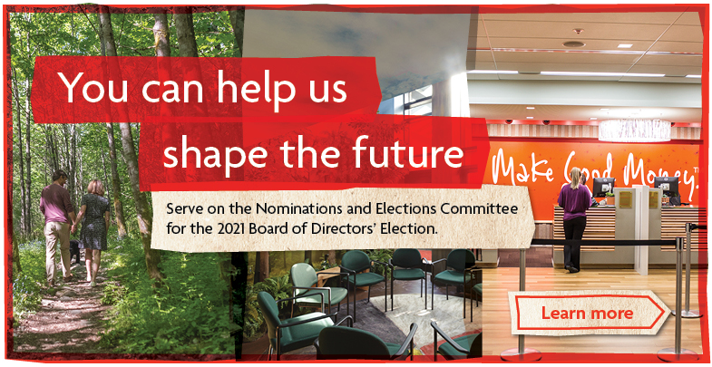 Application period for the 2020 Nominations and Elections Committee members is now open