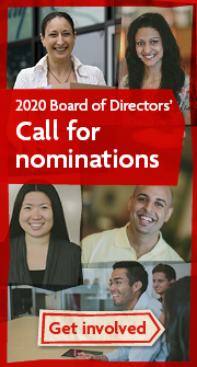 Board of Director's Election: Call for nominations