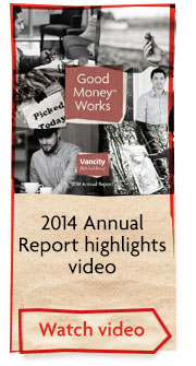 2014 Annual Report highlights video