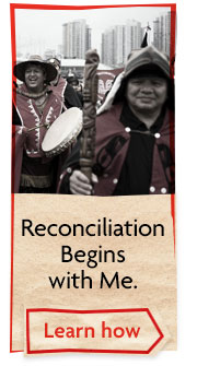 Reconciliation Canada Begins with Me