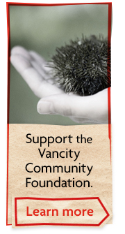 Support the Vancity Community Foundation