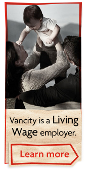 Vancity is a Living Wage employer