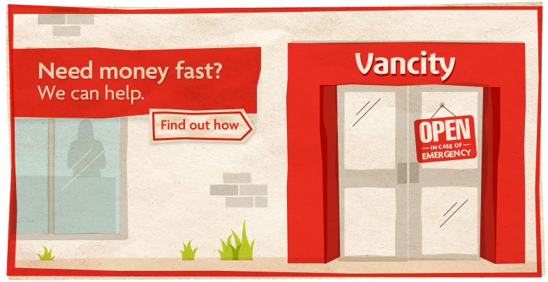 If you need cash in a hurry, a payday loan shouldn't be your only option. As a Vancity member, it's not.