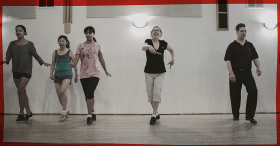 Vancouver tap dance society