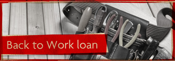 Back to Work loan