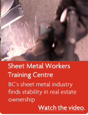 Sheet Metal Workers Training Centre