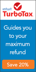 TurboTax guides you to your maximum refund. Save 20%
