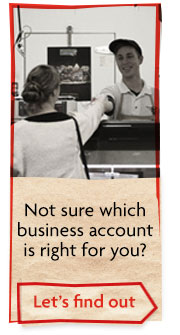 Not sure which business account is right for you? Let's find out.