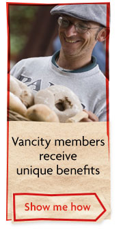 Benefits of being a member