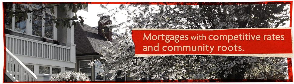 Competitive 25 year mortgage rates and access to Vancity's mortgage calculators