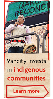 Vancity invests in Indigenous communities